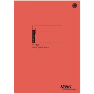 URSUS Kassajournal A4 40 Blatt
