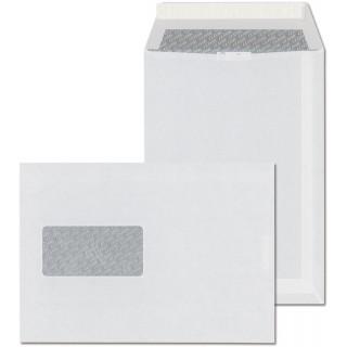 ÖKI Fenstertasche 500 Stück C5 weiß