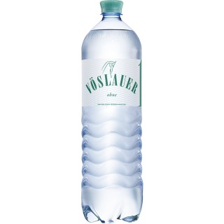 VÖSLAUER Mineralwasser ohne Kohlensäure 1,5l