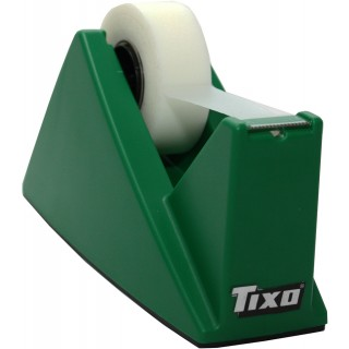 TIXO Tischabroller 56041 King 19 mm x 33 m grün