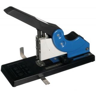 SKREBBA Heftmaschine 117/120 für 170 Blatt blau