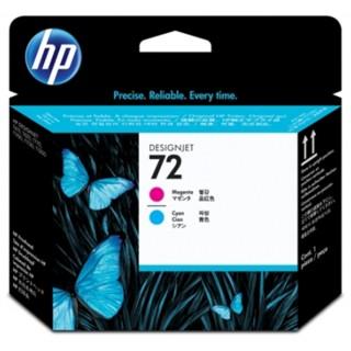 HP Druckkopf Nr. 72 C9383A magenta/cyan