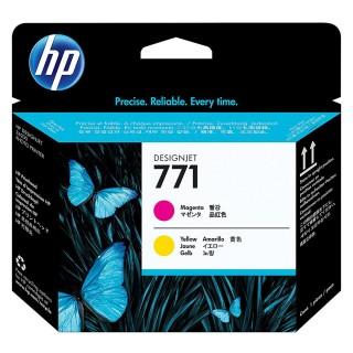 HP Druckkopf CE018A Nr. 771 magenta/gelb