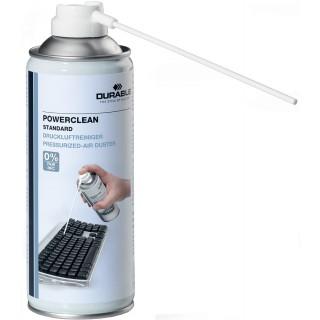 DURABLE Druckluftreiniger 400 ml brennbar weiß