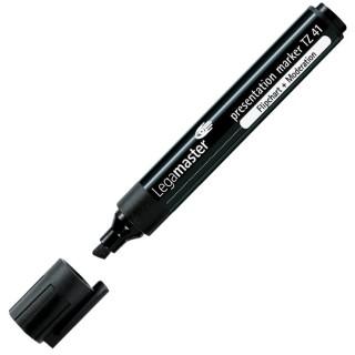 LEGAMASTER Flipchartmarker TZ48 Keilspitze 4-12 mm schwarz