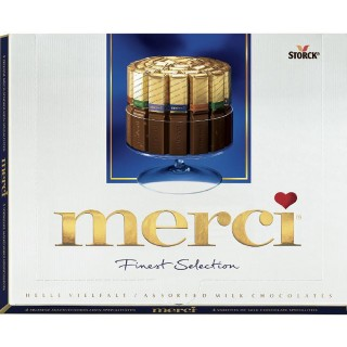 STORCK Merci Finest Selection Helle Vielfalt 250g