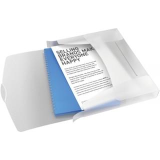 ESSELTE Ablagebox 6240 Vivida A4 PP weiß