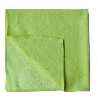 CLEAN & CLEVER Microfasertuch 40 x 40 cm gelb