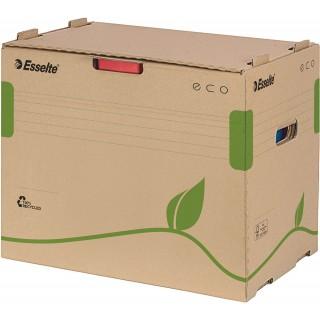 ESSELTE Eco Archiv-Container für Ordner naturbraun