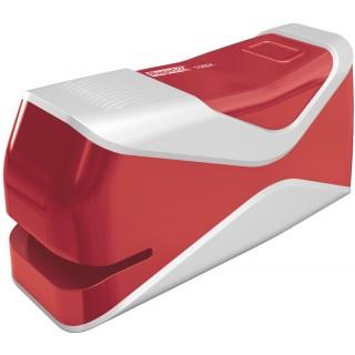 RAPID Elektrisches Heftgerät Fixativ für 10 Blatt rot