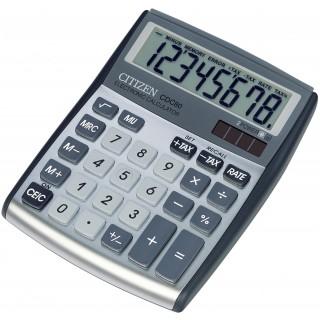 CITIZEN Taschenrechner CDC-80 silber