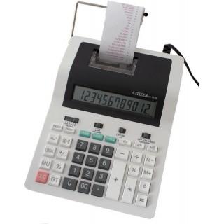 CITIZEN Tischrechner CX-121N 12-stellig weiß