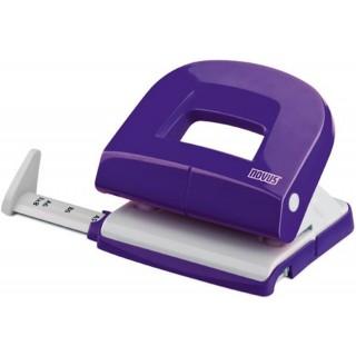 NOVUS Locher E216 16 Blatt violett