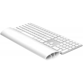 FELLOWES Handgelenkauflage  I-Spire für Tastatur weiß