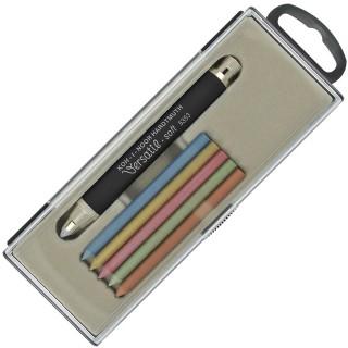 KOH-I-NOOR Druckbleistift mit 5 Minen 5,6 mm schwarz
