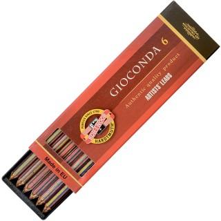 KOH-I-NOOR Farbminen Magic  5,6 mm 6 Stück bunt