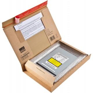COLOM PAC Paketversandkarton A4 braun