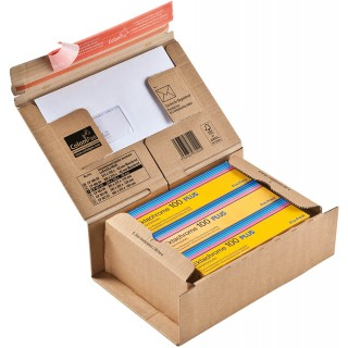 COLOM PAC Paketversandkarton C5 braun
