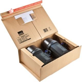 COLOM PAC Paketversandkarton A3+ braun