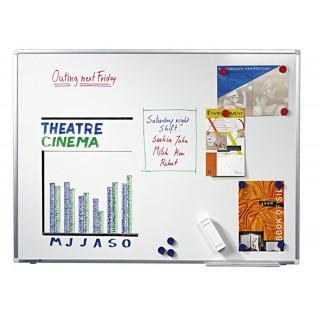 LEGAMASTER Whiteboard Premium Plus 45 x 60 cm