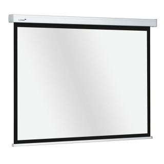 LEGAMASTER Projektionswand Premium elektronisch 153 x 200 cm weiß