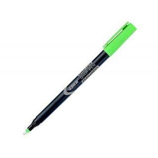 LACO OHP-Stift permanent F grün