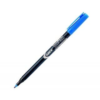 LACO OHP-Stift permanent M blau