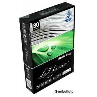 LETTURA Office Kopierpapier A3 80 g/m² 500 Blatt weiß
