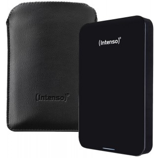 INTENSO Externe Festplatte 1 TB USB 3.0 schwarz