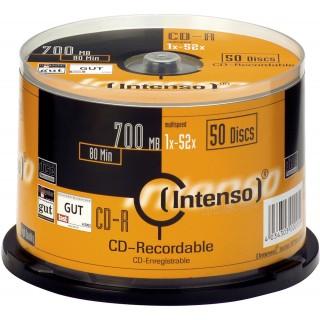 INTENSO CD-R 50 Stück in Spindel