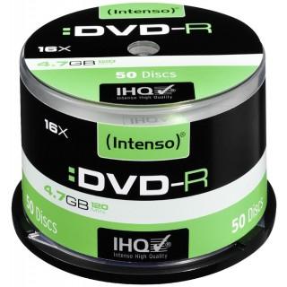 INTENSO DVD-R 50 Stück auf der Spindel