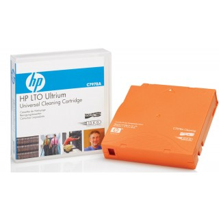 HP Reinigungsband LTO Ultrium 280 MB/s 3000 GB