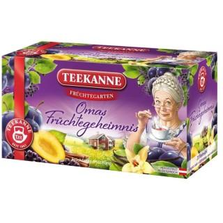 TEEKANNE Früchtegarten Omas Früchtegeheimnis