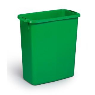 DURABLE Abfalleimer Durabin 60 L grün
