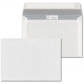 ÖKI Kuvert mit Haftklebestreifen 1000 Stück C6 weiß