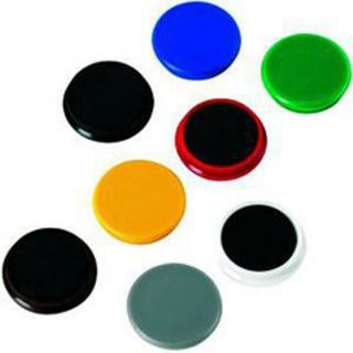 ALCO Magnete 6818 10 Stück ø 13 mm mehrere Farben