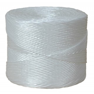 Spagat Kordel 1 kg weiß