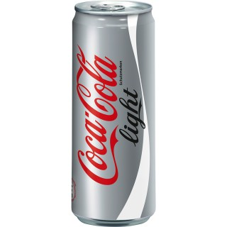 COCA COLA Light Dose 0,33 Liter