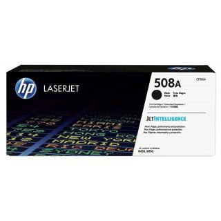 HP Toner LJ Cartridge Nr.508A black 6K