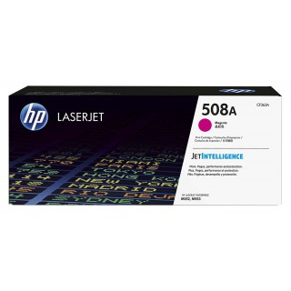 HP Toner LJ Cartridge Nr.508A magenta 5K