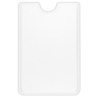 Scheckkartenetui 100 Stück 9 x 6 cm PVC transparent