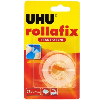 UHU Klebebandnachfüllung Rollafix 36945 25x19mm transparent