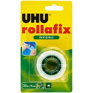 UHU Klebebandnachfüllung Rollafix 36950 25x19mm unsichtbar