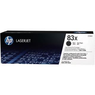 HP Toner LJ Cartridge Nr.83XC black