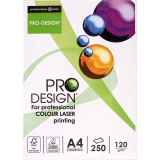 PRO DESIGN Kopierpapier A4 120g  250 Blatt