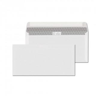 ÖKI Kuvert 1000 Stück C5/6 selbstklebend weiß