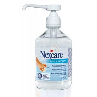 NEXCARE Desinfektionsgel 500 ml
