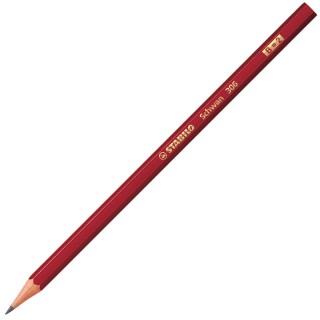 "STABILO Bleistift ""Schwan 306"" B 12 Stück"