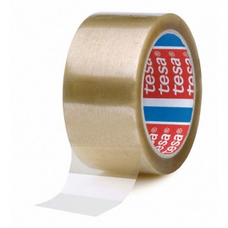 TESA Verpackungsband 4089 50 mm x 66 m transparent