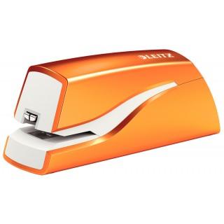 LEITZ Elektrohefter WOW 5566 bis 10 Blatt orange